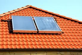 Chauffe-eau solaire à circulation forcée
