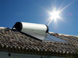 avantages d'un chauffe eau solaire
