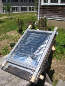 construire son chauffe-eau solaire